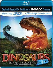Dinosaurs:Giants of Patagonia 3d Imax - (Region A Import Blu-ray Disc)