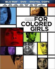 For Colored Girls - (Region A Import Blu-ray Disc)