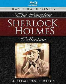 Sherlock Holmes:Complete Collection - (Region A Import Blu-ray Disc)