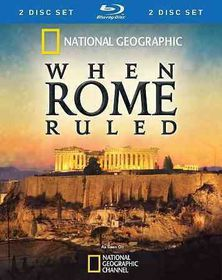 When Rome Ruled - (Region A Import Blu-ray Disc)