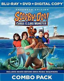 Scooby Doo Curse of the Lake Monster - (Region A Import Blu-ray Disc)
