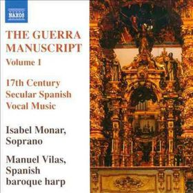 Hidalgo / Marin / De Navas / Galan / Monar / Vilas - Guerra Manuscript 1 (CD)