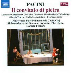 Pacini / Cortellazzi / Chauvet / Swgco / Ferrari - Il Convitato Di Pietra (CD)