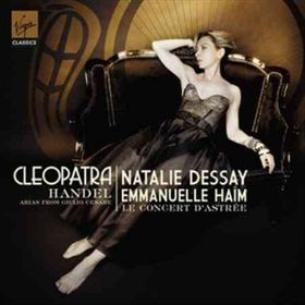 Handel / Dessay, Natalie / Haim - Cleopatra (CD)