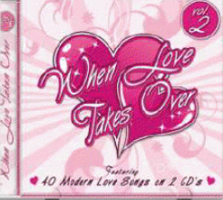When Loves Takes Over - Vol.2 - Various Artists (CD)