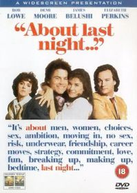 About Last Night (1986) - (DVD)