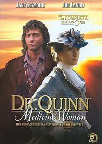 Dr Quinn Medicine Woman:Complete Ssn1 - (Region 1 Import DVD)