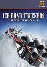 Ice Road Truckers:Complete Season 4 - (Region 1 Import DVD)
