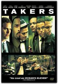 Takers - (Region 1 Import DVD)