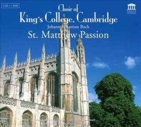 Bach:St Matthew Passion - (Region 1 Import DVD)