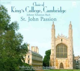 Bach:St John Passion - (Region 1 Import DVD)