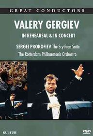 Valery Gergiev:in Rehearsal & in Conc - (Region 1 Import DVD)