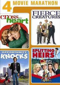 4 Movie Marathon:Comedy Favorites Col - (Region 1 Import DVD)