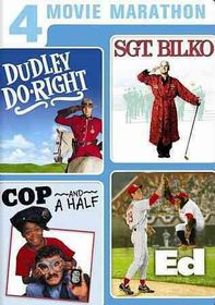 4 Movie Marathon:Family Comedy Collec - (Region 1 Import DVD)