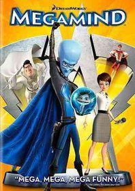 Megamind - (Region 1 Import DVD)