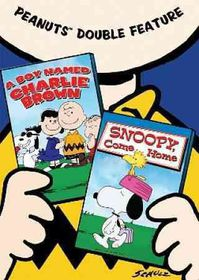 Peanuts Double Feature:Snoopy Come Ho - (Region 1 Import DVD)