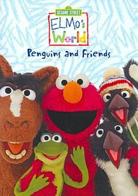 Elmo's World:Penguins and Animal Frie - (Region 1 Import DVD)
