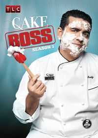 Cake Boss Season 3 - (Region 1 Import DVD)