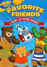 Kaboom Kids:Favorite Friends - (Region 1 Import DVD)