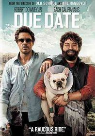 Due Date - (Region 1 Import DVD)