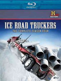 Ice Road Truckers:Complete Season 4 - (Region A Import Blu-ray Disc)
