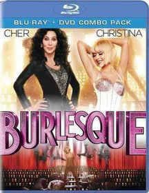Burlesque Combo (Bd/Dvd) - (Region A Import Blu-ray Disc)