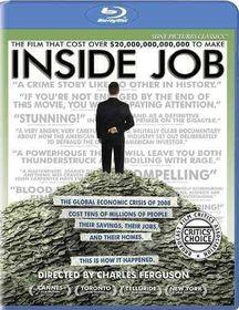 Inside Job - (Region A Import Blu-ray Disc)