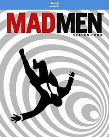 Mad Men Season 4 - (Region A Import Blu-ray Disc)