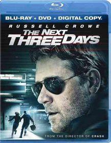 Next Three Days - (Region A Import Blu-ray Disc)