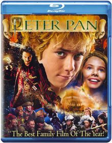 Peter Pan - (Region A Import Blu-ray Disc)