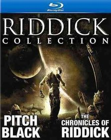 Riddick Collection - (Region A Import Blu-ray Disc)