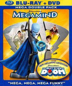 Megamind - (Region A Import Blu-ray Disc)