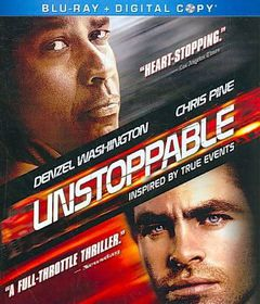 Unstoppable - (Region A Import Blu-ray Disc)