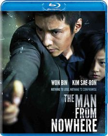 Man from Nowhere - (Region A Import Blu-ray Disc)