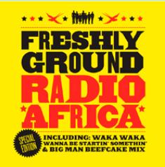 Freshlyground - Radio Africa (Deluxe Edition) (CD)