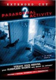 Paranormal Activity 2 (2010)(DVD)