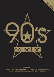 90's Collection - 90's Collection (Sound & Vision) (CD + DVD)