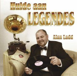 Ladd, Alan - Hulde Aan Legendes (CD)