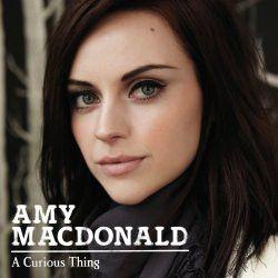MacDonald, Amy - A Curious Thing (CD)