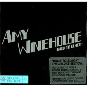 Amy Winehouse - Back To Black (International Deluxe Edition) (CD)