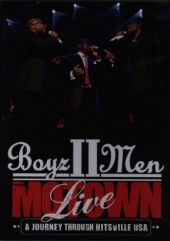 Boyz Ii Men - Motown Live: A Journey Through Hitsville USA (DVD)