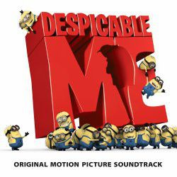 Despicable Me OST (CD)