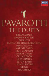 Luciano Pavarotti - Duets (DVD)