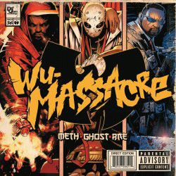 Method Man / Ghostface Killah / Raekwon - Wu-Massacre (CD)