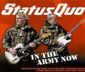 Status Quo - In The Army Now 2010 (CD)