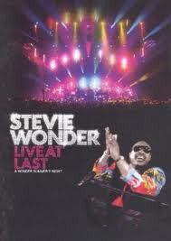 Stevie Wonder - Live At Last (DVD)