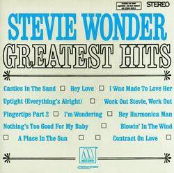 Stevie Wonder - Greatest Hits - Vol.1 (CD)