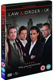 Law and Order - UK: Season 3 - (Import DVD)