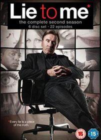Lie to Me: Season 2 - (Import DVD)