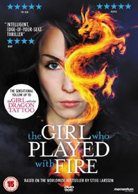 The Girl Who Played With Fire - (Import DVD)